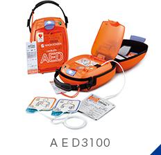 日本光電 AED3100